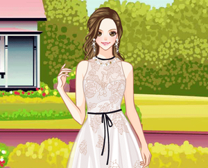 Fairy Like Gowns Dress Up game