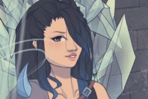 Elemental Sorceress Creator game