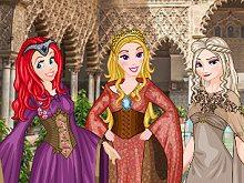Princess Of Thrones game