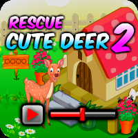 Rescue Cute Deer 2 Walkthrough game