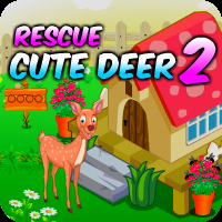 play Rescue Cute Deer Escape 2