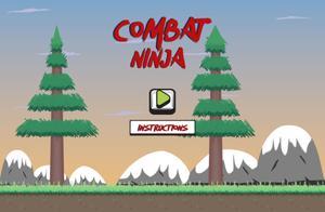 play Combat Ninja