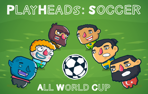 Playheads: Soccer Allworld Cup game