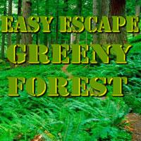 play Easy Escape - Greeny Forest