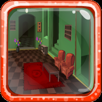 play Old Green House Escape