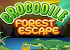 Crocodile Forest Escape game