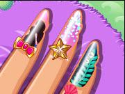 Mermaid Princess Nail Salon game