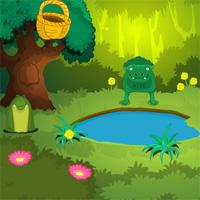 Crocodile Forest Escape Mirchigames game