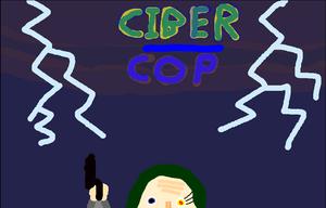 Ciber-Cop Test 2 game
