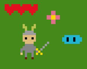 Mini Knight game