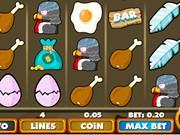 Slot Machine Mr Chicken game