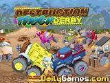 play Destruction Truck Derby