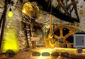 play Gold Mine Trapped Escape