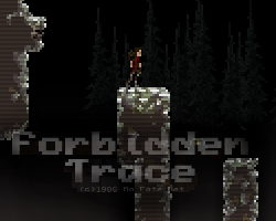 Forbidden Trace - The Cliffs game