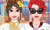 play Princess Fashion Obsession
