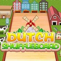 Dutch Shuffleboard game