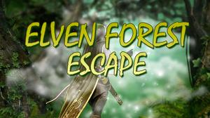 Elven Forest Escape game