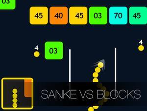 play Snake Vs Blocks