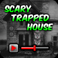 Scary Trapped House Escape Walkthrough game