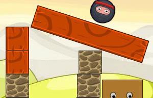 Ninja In Box game