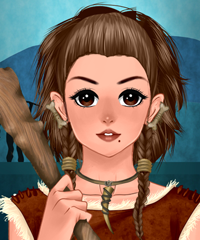 World History Avatar Creator Prehistoric Game game
