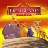 The Lion Guard Assemble game