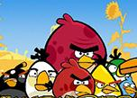 play Angry Birds Memory Cards