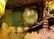 Gold Mine Trapped Escape game