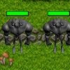 Muscle Creature Tower Defense game