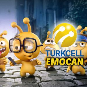 Turkcell Emocan game