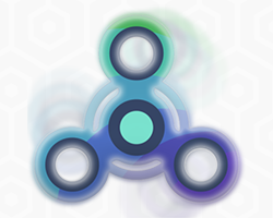 Fidget Spinner Bros game