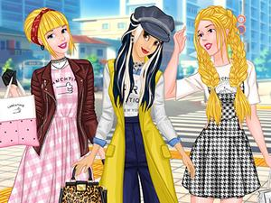 Princess Urban Fashion Statement game