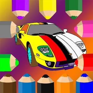 Color Cool Vehicles game