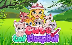 Cute Cat Hospital game