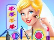 Cinderella Bride Makeup game
