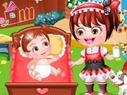 Baby Hazel As Babysitter game