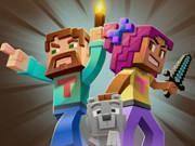 Minecraft Block Match game