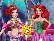 Mermaid Vs Princess game