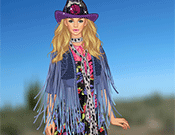 West Inspiron Dress Up game