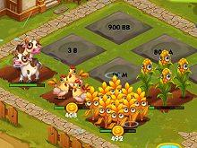 Little Farm Clicker game