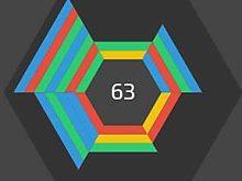 Color Hexagon game