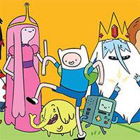 Adventure Time Elemental game