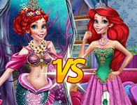 play Mermaid Vs Princess