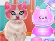 Kitty Dental Caring game