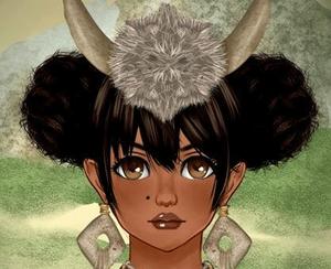 Prehistoric Avatar Makeover game
