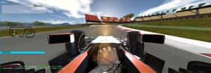 play Gzone F1 Spanish Gp Simulation Race Videogame (Car Racing 3D Multiplayer Arcade)