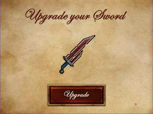 Upgrade Your Sword game
