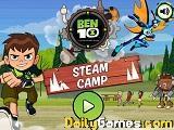 play Steam Camp Ben 10
