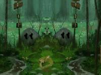 Black Cat Escape game