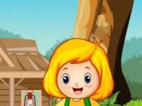 Cute Little Girl Rescue game